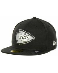 1edc0d5e KTZ Kansas City Chiefs Training Bucket Hat in Black for Men - Lyst