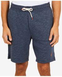 "Nautica - Classic-fit 9"" Drawstring Shorts - Lyst"