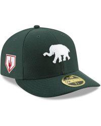 online store ca8eb 510d8 47 Brand Oakland Athletics Mvp Cap in Green for Men - Lyst