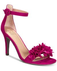 Material Girl - Blossom Two-piece Dress Sandals, Created For Macy's - Lyst