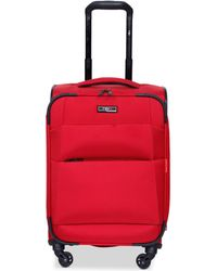 "Revo - Airborne 20"" Softside Spinner Suitcase - Lyst"