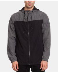 Ezekiel - Hudson Colorblocked Hooded Jacket - Lyst