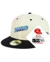 KTZ - Arizona Diamondbacks Retro Stock 59fifty Fitted Cap - Lyst