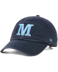fd0f6e7ac6475 47 Brand Chicago Bears Nfl Derby Clean Up Cap in Blue for Men - Lyst