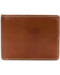 Patricia Nash - Men's Leather Double Billfold Wallet - Lyst