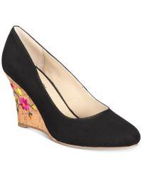 Rialto - Calypso Wedge Sandals - Lyst