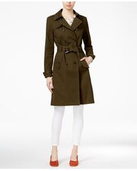 Maison Jules - Belted Trench Coat - Lyst