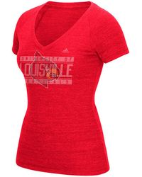adidas - Women's Rhinestone T-shirt - Lyst