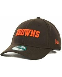 KTZ - Cleveland Browns First Down 9forty Cap - Lyst