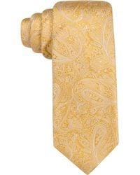 Con.struct - Men's New Augustin Paisley Tie - Lyst