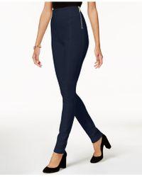INC International Concepts - I.n.c. High-waist Skinny Pants, Created For Macy's - Lyst
