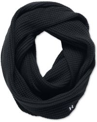 Under Armour - Favorite Waffle-knit Loop Scarf - Lyst