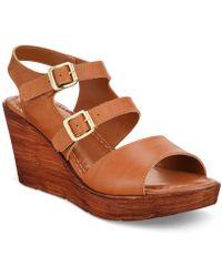 Bella Vita | Ani-italy Wedge Sandals | Lyst