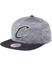 Lyst - Mitchell   Ness Nba Current Logo Solid Team Color Snapback ... 914d3c3b0
