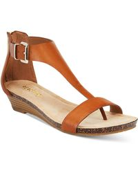Kenneth Cole Reaction - Great Gal Wedge Sandals - Lyst
