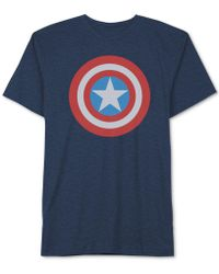 Jem - Marvel Shield T-shirt - Lyst