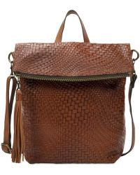 Patricia Nash - Woven Luzille Small Backpack - Lyst