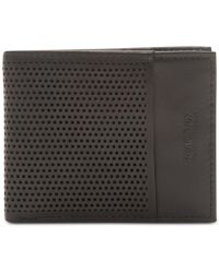 Kenneth Cole - Leather Wallet - Lyst