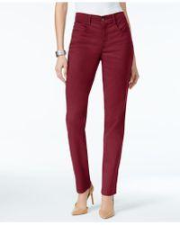 Style & Co. - Tummy-control Slim-leg Jeans - Lyst