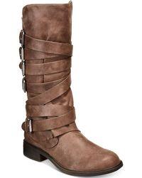 Report - Huck Boots - Lyst