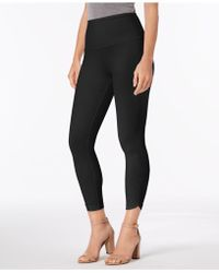 Lyssé - Ruched Cropped Leggings - Lyst