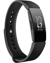 Fitbit - Inspire Black Strap Activity Tracker 19.5mm - Lyst
