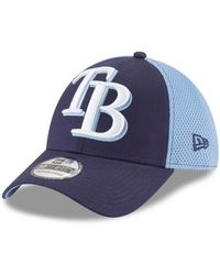 new style afb09 a6e17 coupon code for ktz tampa bay rays mega team neo 39thirty cap lyst 301e7  b04af