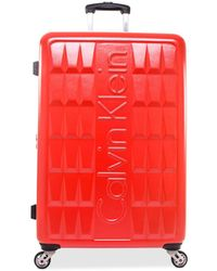 """CALVIN KLEIN 205W39NYC - Cornell 28"""" Hardside Spinner Suitcase - Lyst"""