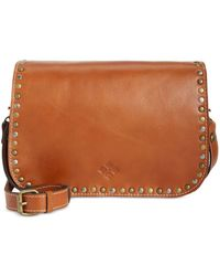 Patricia Nash - Vitellia Flap Crossbody - Lyst