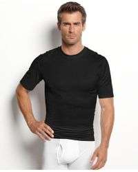 Jockey | Tagless Slim-fit 3-pack Crewneck Undershirt | Lyst
