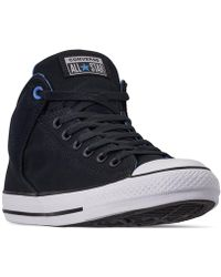 b453d9ccf7b6 Converse - Chuck Taylor All Star High Street Casual Sneakers From Finish  Line - Lyst