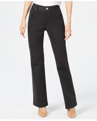 INC International Concepts - I.n.c. Curvy Bootcut Pants, Created For Macy's - Lyst