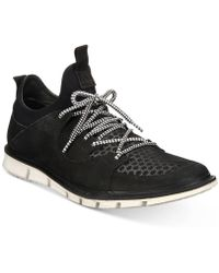 Kenneth Cole - Broad Mesh Trainers - Lyst