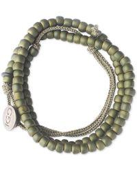 100 Good Deeds | Olive Bracelet | Lyst