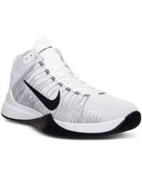 Nike - Men's Zoom Ascention Basketball Sneakers From Finish Line - Lyst