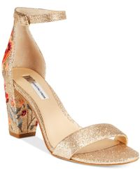 INC International Concepts - I.n.c. Kivah Two-piece Sandals, Created For Macy's - Lyst