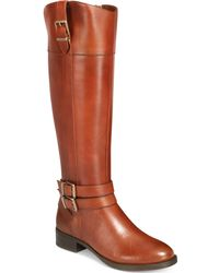 INC International Concepts - Frankii Riding Boots - Lyst