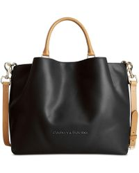 Dooney & Bourke - Large Barlow Leather Tote - Lyst