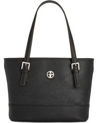 Giani Bernini - Saffiano Tote, Created For Macy's - Lyst