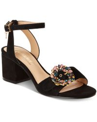Nanette Lepore - Nanette By Rae Buckle Dress Sandals, Created For Macy's - Lyst