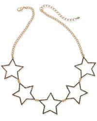 INC International Concepts - Five-star Statement Necklace - Lyst