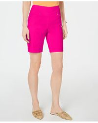 INC International Concepts - I.n.c. Curvy Bermuda Shorts, Created For Macy's - Lyst
