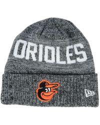 quality design 8c0f6 cef30 KTZ San Diego Padres Crisp Color Cuff Knit Hat in Blue for Men - Lyst