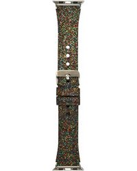INC International Concepts - Rainbow Glitter Silicone Apple Watch® Strap, Created For Macy's - Lyst