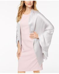 INC International Concepts - I.n.c. Solid Oversized Soft Wrap, Created For Macy's - Lyst