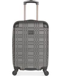 "Ben Sherman - 20"" Lightweight Hardside Carry-on Spinner Suitcase - Lyst"