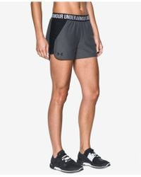 Under Armour - Play Up Performance Shorts - Lyst
