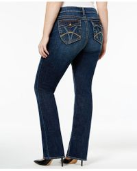 Kut From The Kloth - Plus Size Natalie Bootcut Jeans - Lyst