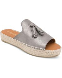 Andre Assous - Cameron Flat Sandals - Lyst