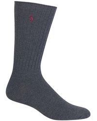 Polo Ralph Lauren - Men's Crew Socks - Lyst